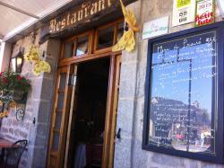 Restaurant Le Prieure
