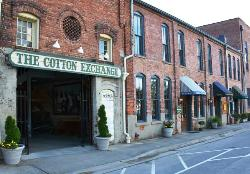 ‪The Cotton Exchange‬