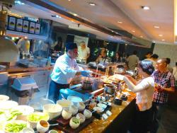 Metro Buffet & Grill