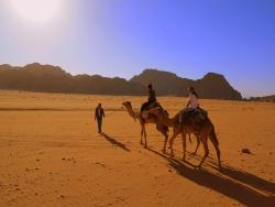 Wadi Rum - Sun and Moon Tours