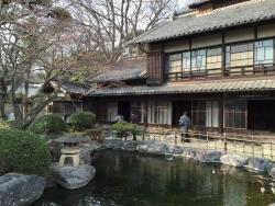 Old Shibusawa House (Nakanoie)