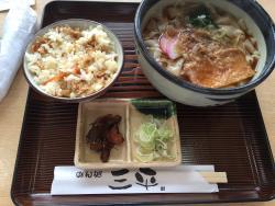 Mendokoro Sanpe Udon