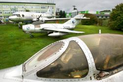 Museum of Aviation in Kunovice