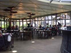 Geffrye Museum Cafe