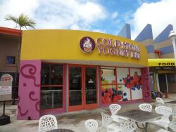 Cold Stone Creamery Guam Premium Outlet