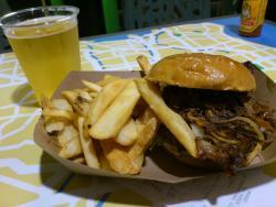 8 oz. Burger Bar