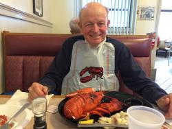 Best lobster in all New England!