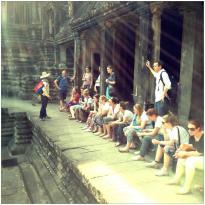Angkor Tourist Guide