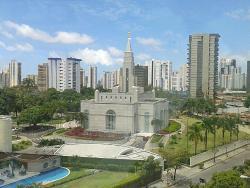 Templo Mórmon - Igreja de Jesus Cristo dos Santos dos Últimos Dias