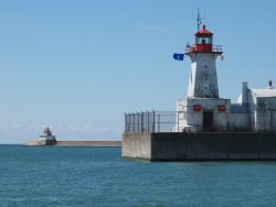 Port Colborne Lighthouses