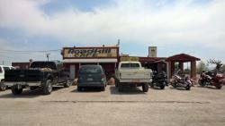 Road Kill Cafe & O.K. Saloon