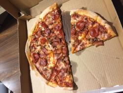 Mom and Pop's Pizza