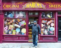 Hardy's Original Sweetshop