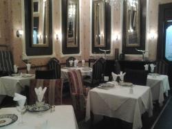 Restaurante la Boqueria o de Los Espejos