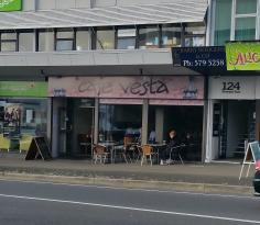 Cafe Vesta Tauranga New Zealand