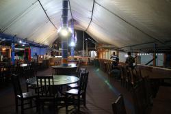 Restoran Aroma Laut, Pantai Pasir Padi