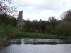 Wharram Percy Deserted Medieval Village