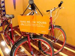 Free bicycles to make your visit to San Francisco