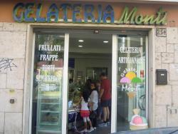 Gelateria Monti