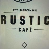 Rustic Cafe