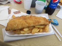 The Chippy on the Pier