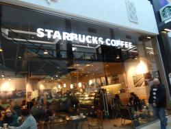 Starbucks Ocean Terminal