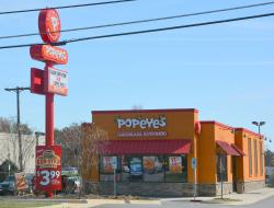 Popeyes Lousiana Kitchen