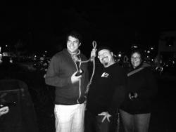 Napa City Ghost & Legends Walking Tour