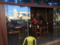 Tablado Restaurante E Floricultura Cerrado