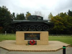 The Desert Rat Memorial