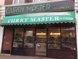 Curry Master