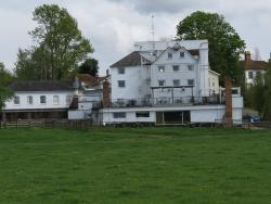 The Mill from the Meadows