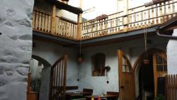 Travel Hostel Restaurant