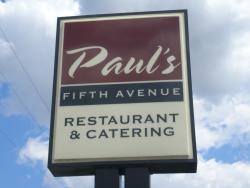 Paul's Pantry Family Restaurant