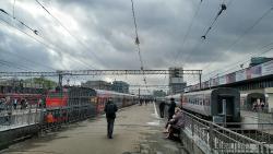 Paveletskiy Train Station