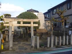Maegata Shinden Reclamation Monument