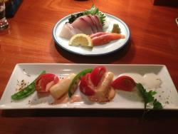 Seafood Nakamise