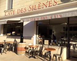 Cave des Silènes