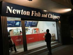 ‪Newton Fish and Chippery‬