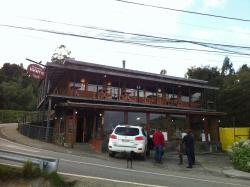 Igor restaurant los molinos valdivia