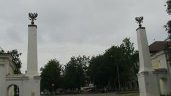 Obelisk of Moscow Gate