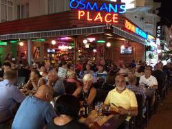 Osman's Place Restaurant