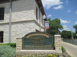 ‪Granbury Visitor Center‬
