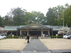Mie Gokoku Shrine