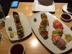 Sushi Zushi - Lincoln Heights