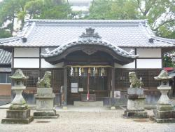 Katsuhayahi Shrine