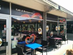 Cafe og Restaurant Victoria