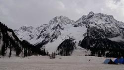 Thajwas Glacier