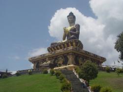 Buddha statue at the Buddha Park