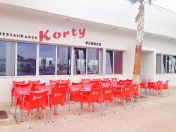 Korty Burger